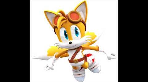 Sonic Boom Video Game - Miles ''Tails'' Prower Unused Voice Clips