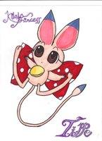 Kilala Princess Tippe by chibikittycat