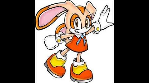 Sonic Party The Top 100 - Cream The Rabbit Voice