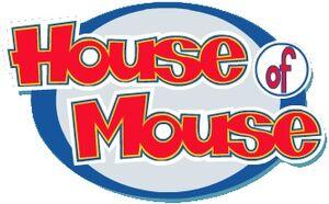 Disney House of Mouse art box