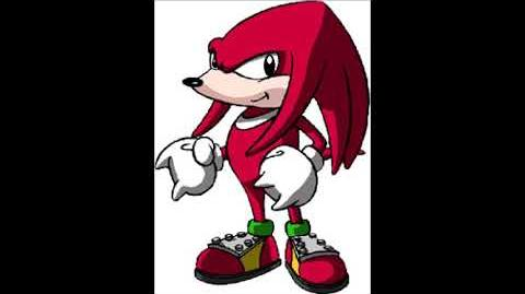 Sonic Underground - Knuckles The Echidna Voice Clips