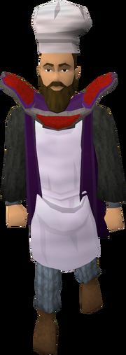 Mayor Frozen