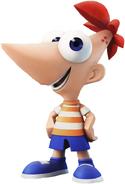 INFINITY Phineas render