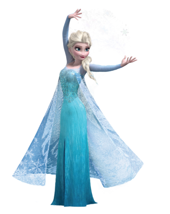 Super Elsa The Snow Queen Quotes And Lines Disney Fanon Wiki Fandom Personalised Birthday Cards Paralily Jamesorg