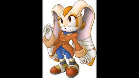 Sonic Boom - Cream The Rabbit Voice
