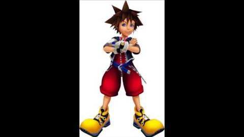 Kingdom Hearts - Sora Voice