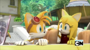 SB Tails and Zooey