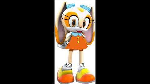 Sonic Boom Rise Of Lyric - Cream The Rabbit Voice