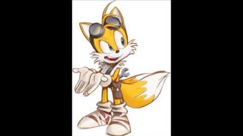 Sonic Boom - Miles ''Tails'' Prower Voice