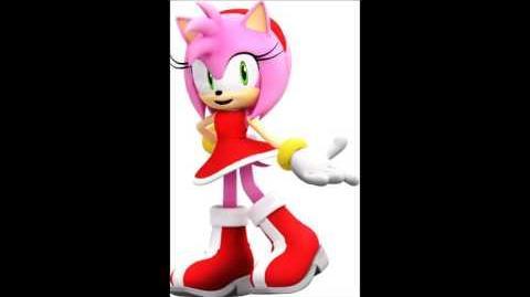 Sonic Adventure - Amy Rose Voice
