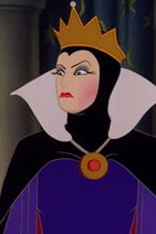 The Evil Queen snow white