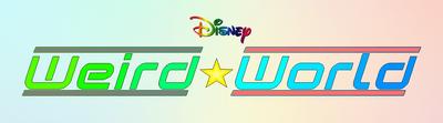 Disney's Weird World Logo 3