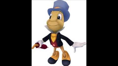 Kingdom Hearts - Jiminy Cricket Voice