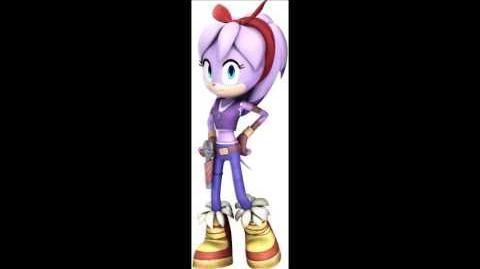 Sonic Boom Rise Of Lyric - Perci The Bandicoot Voice