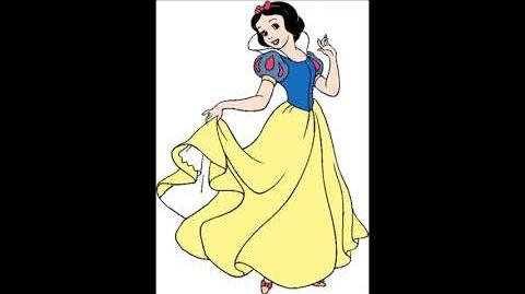 Carolyn Gardner as Snow White in Disney Share A Dream Come True Parade