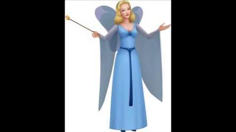 Kingdom Hearts - The Blue Fairy Voice