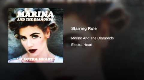 Starring Role - Marina and The Diamonds