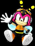 Sonic Runners Charmy