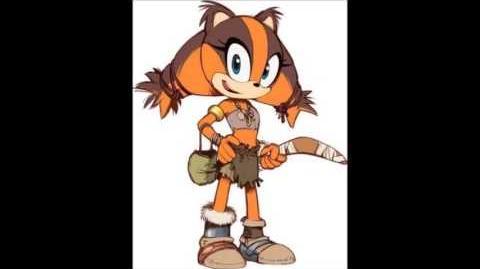 Sonic Boom - Sticks The Badger Voice