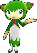Sonic Runners Cosmo