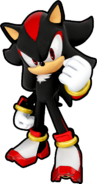 Sonic Runners Shadow