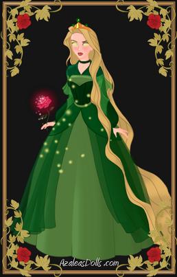 The enchantress beauty and the beast by kawaiibrit-d57dssg