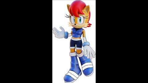 Sonic Boom Fire & Ice - Princess Sally Acorn Voice