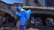 KDA - Genie likes to hugs with the Boy