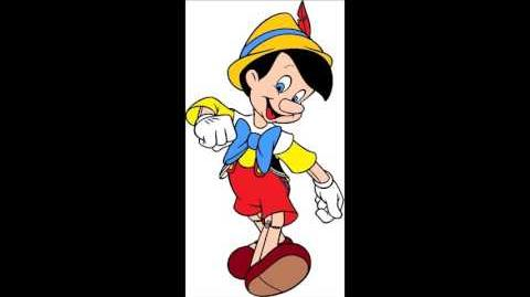Nick Carson as Pinocchio in Kingdom Hearts 3D Dream Drop Distance