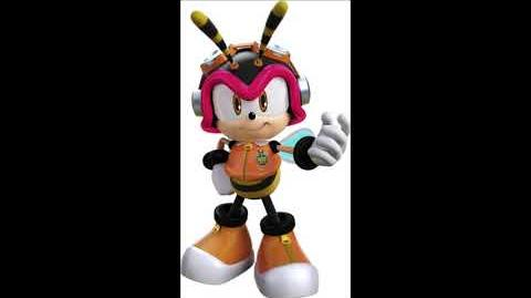 Sonic Forces - Charmy Bee Voice Sound