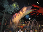 Downtown disney TC T-Rex
