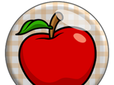 Inconspicuous Apple