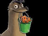 Gerald, Marlin, & Nemo
