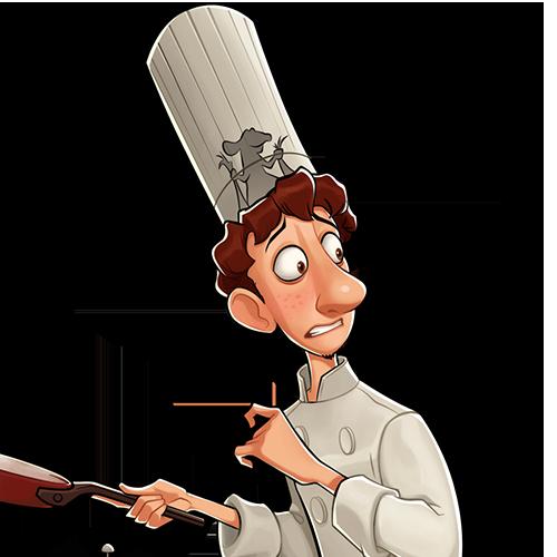 Linguini Remy Disney Heroes Battle Mode Wiki Fandom
