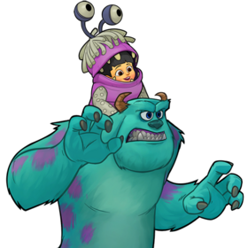 SulleyBoo sprite