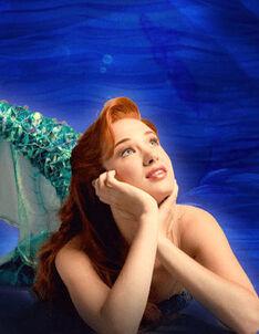 Sierra Boggess as Ariel
