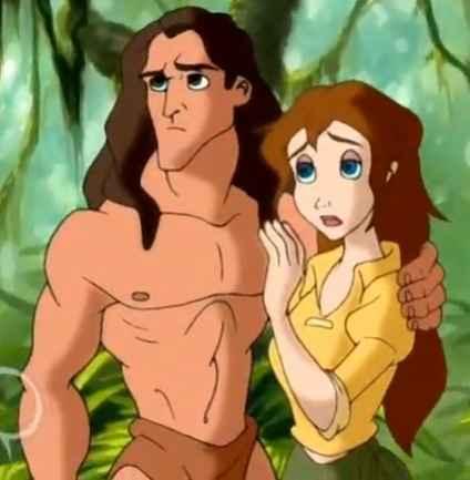 Tarzan Personagem Wiki Disney Heroes Fandom