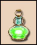 Green Glow Ink