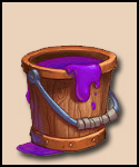 Purple Bucket