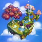 Olive's Island (Level 4)