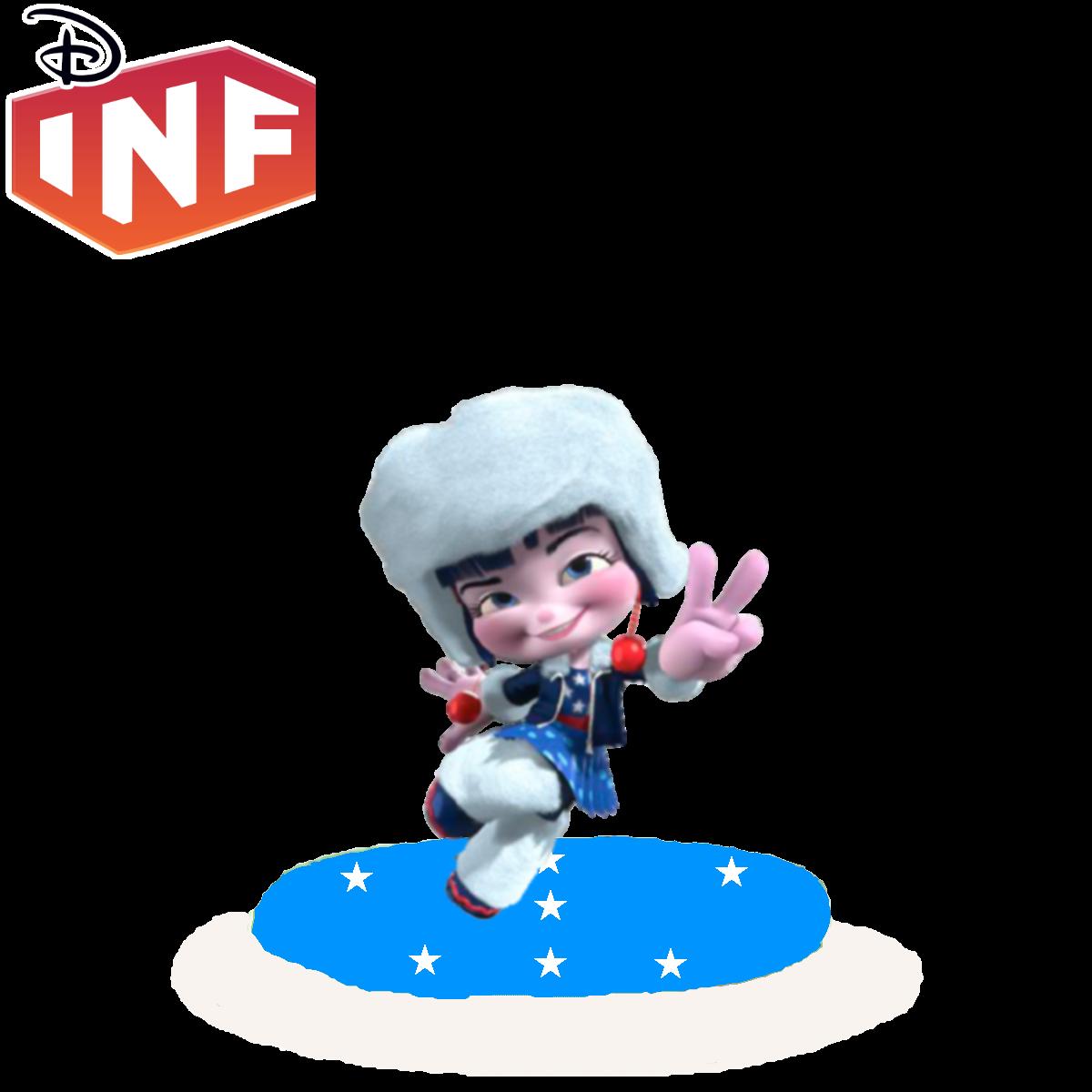Wreck it ralph disney infinity wiki fandom powered by - Disney Infinity Adorabeezle Png