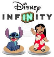Lilo and Stitch Playset