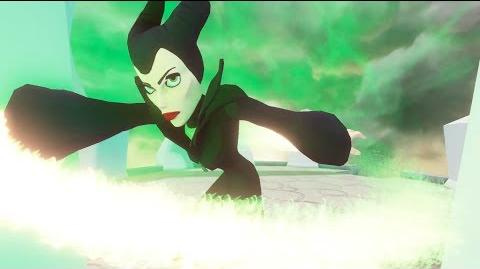 Disney Infinity (2.0 Edition) Merida & Maleficent