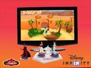 Aladdin play set