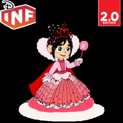 Disney Infinity 2.0 - Princess Vanellope