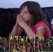 Kaitlyn Keller with JESSIE Letters