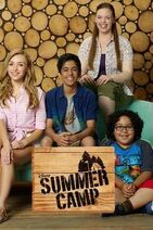 DiSNEy SUMMER CAMP promo