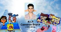 Rest In Peace Cameron Boyce 1999 2019