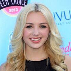 Peyton at The Teen Choice Awards