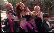 Jessie, Bertram and the Ross kids